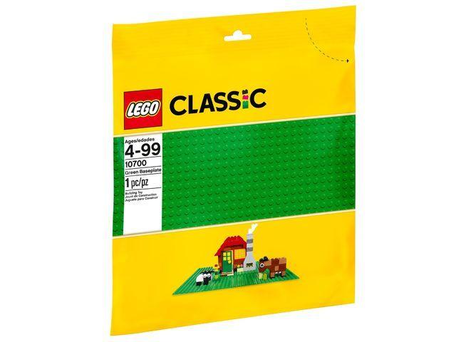 LEGO 10700 Zöld alaplap
