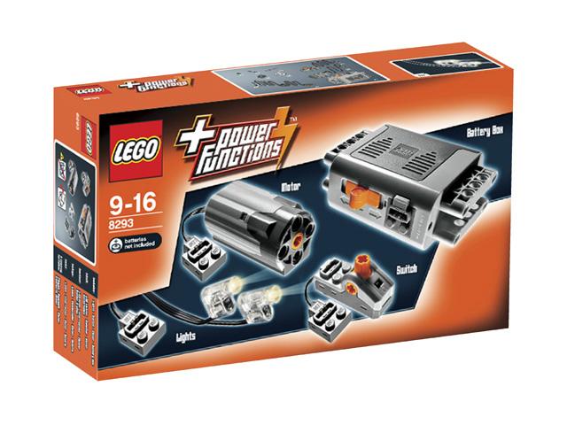 LEGO 8293 Power Functions Motor készlet